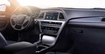2017 Sonata Plug-in Hybrid  Hyundai Sonata 2017 Interior
