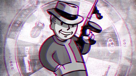 3d Wallpapers Boys by Fallout 3 Anaglyph 3d Vault Boy Wallpapers Hd Desktop