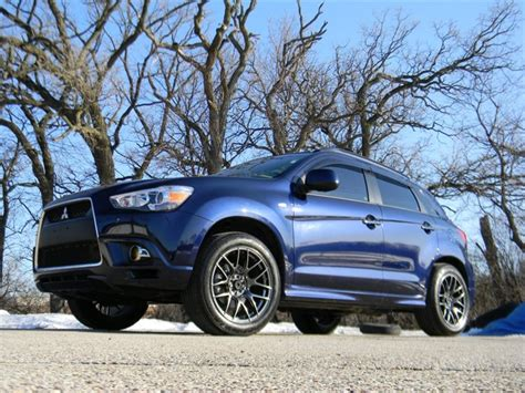Mitsubishi Outlander Sport Modification by Rallisport 2011 Mitsubishi Outlander Sport Specs Photos