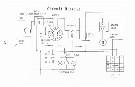 Chinese Atv Wiring Diagram Untpikapps