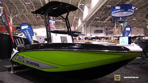 Scarab Jet Boats 2017 by 2017 Scarab 195 Open Jet Boat Walkaround 2017 Toronto