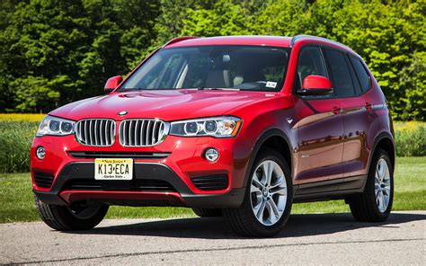 Bmw X3 35i 2018 Us Wallpapers And Hd Images Car Pixel