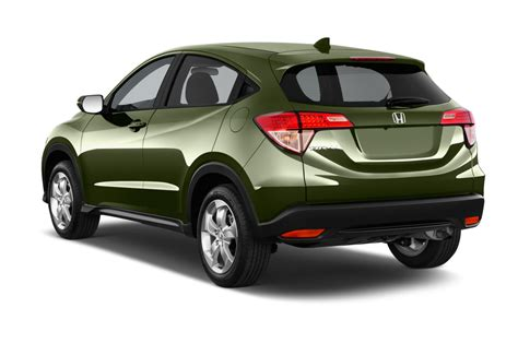 2018 Honda Hrv Reviews And Rating  Motor Trend