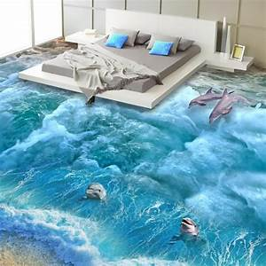 Aliexpress com : Buy Floor wallpaper 3d Fashionable