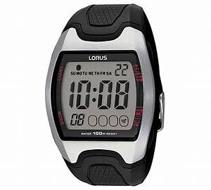 Buy Lorus Men U0026 39 S Large Display Digital Sports Watch