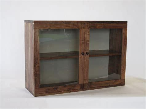 Custom Made Wall Hanging Book Cabinet By David Alexander
