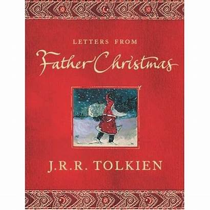 Christmas Tolkien Books Father Letters Jrr Letter