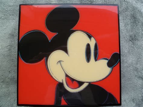Disney Mickey Mouse Musical Set 11 andy warhol mickey mouse musical jewellery box walt