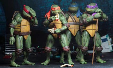 cool stuff necas teenage mutant ninja turtles  action figures  tubular