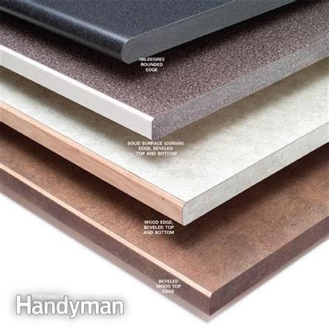 Laminate Countertop Edge Styles by 37 Best Images About Laminate Countertop Trim On