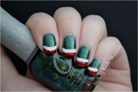 top  elegant diy christmas nail art top inspired