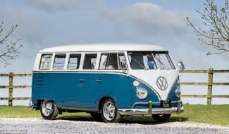 volkswagen classic van vintage vw cer van is set to sell for 163 90 000 daily