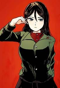 Pin, On, Girl, Und, Panzer