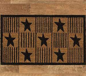 Primitive Star Doormat