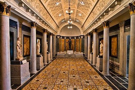 ancient greek palace google search getty villa villa