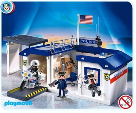 bureau de poste playmobil 20d spécial service d 39 état quot policiers u s a quot 5917