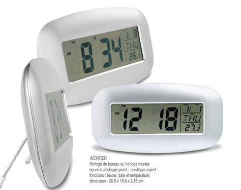 horloge sur bureau horloge sur bureau 28 images horloge de bureau ronde