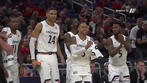 2017-2018 Cincinnati Bearcats Men's Basketball Season ...