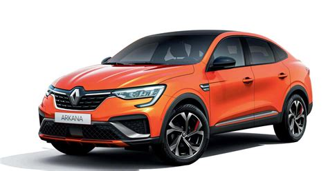 Renault's new coupe-SUV called Arkana coming next year