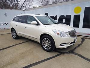 2015 Buick Enclave Custom Fit Vehicle Wiring