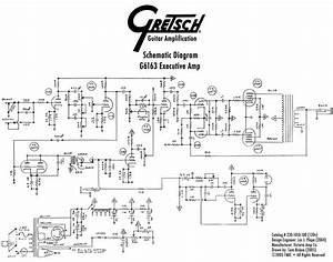 Executive Amp Schematics