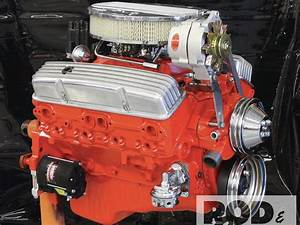 Gm Performance Goodwrench 350 Small Block Chevy Crate