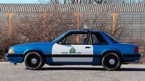 1989 Ford Mustang SSP Police Car - Namaste Car