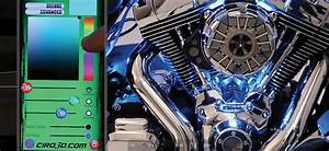 Led Lights Shock  U0026 Awe Bluetooth Kit Victory Motorcycle