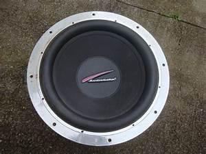 Audiobahn Aw1805q 18  U0026quot  1200 Watts Subwoofer
