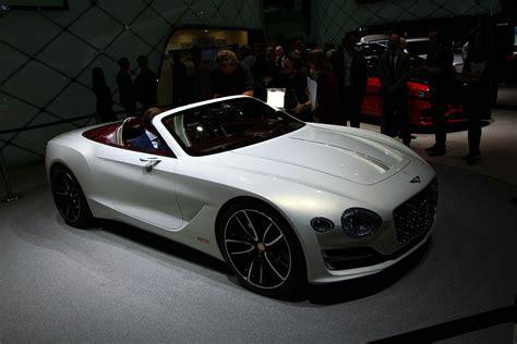 future bentley electric bentley convertible concept proves evs don 39 t need