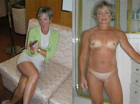Mature Sex Mature Wives Dressed Undressed