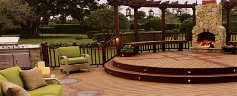 deck design   sons builders