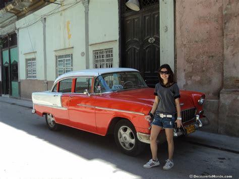 siege auto pour trajet la voiture cubaine une balade pour une expérience quot loca quot