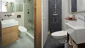 Exemple Petite Salle De Bain : 10 petites salles de bains ~ Dailycaller-alerts.com Idées de Décoration