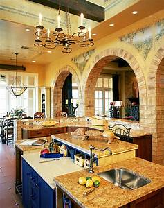 Kitchen remodel designs tuscan kitchens design bookmark for Tuscan country kitchen design ideas