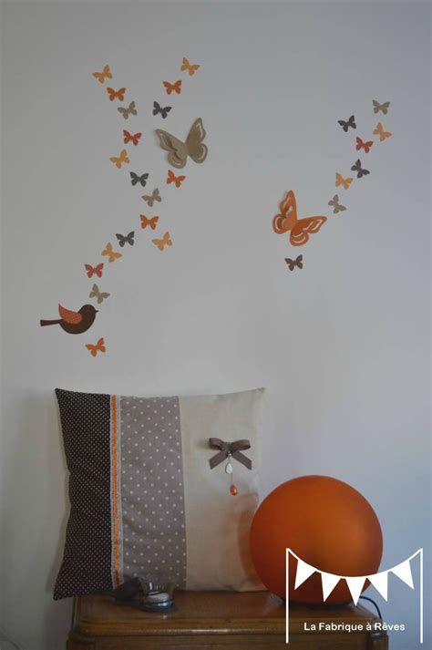 chambre bébé orange orange chambre bebe