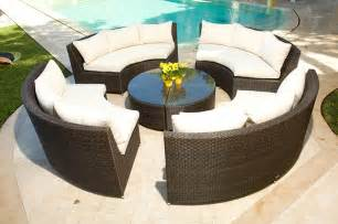 Patio Swing Sets At Walmart by Outdoor Sectional Patio Furniture Native Home Garden Design