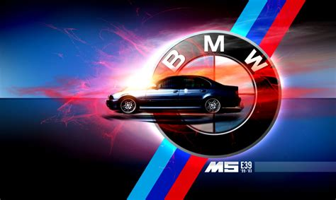 Bmw M5 Logo Hd Wallpaper