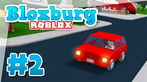 Bloxburg #2  That New Car Smell (roblox Welcome To