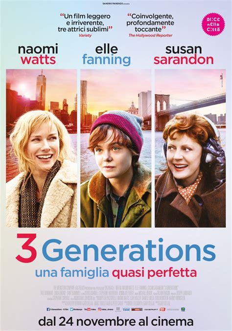3 Generations |Teaser Trailer