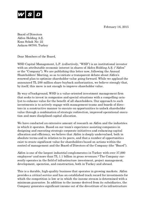 letter  board  directors calnonprofits homepage