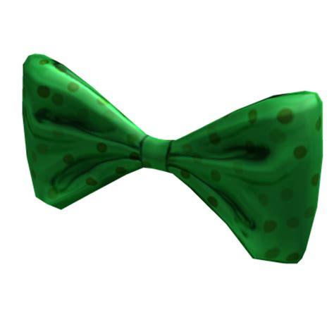 green bow tie roblox wikia fandom powered  wikia