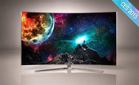 Samsung Suhd Fernseher by Neue Samsung Suhd 4k Fernseher Mit Tizen Os Ces 2015