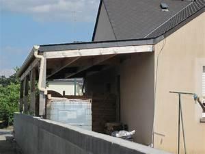Construire Un Carport : construire un appenti en bois plan ~ Premium-room.com Idées de Décoration