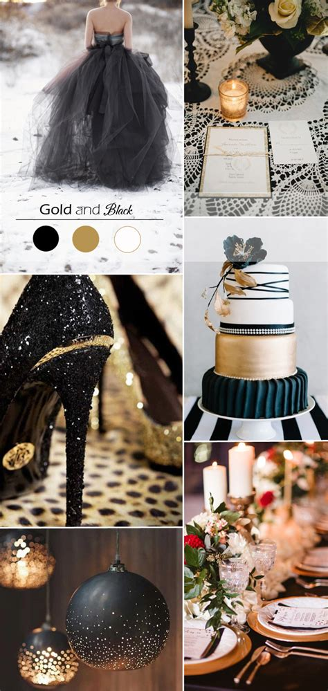5 gold wedding color ideas for winter weddings 2015 tulle chantilly wedding blog