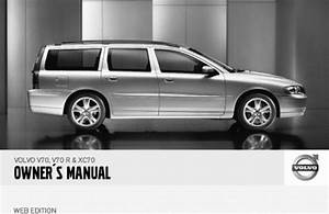 07 Volvo Xc70 2007 Owners Manual