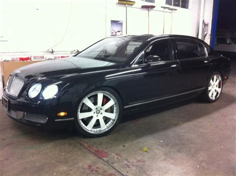 Bentley Flying Spur Modification by Interautogroup 2004 Bentley Continental Flying Spur Specs