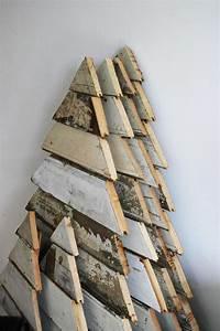 Faire un sapin de Noël en utilisant une palette de bois