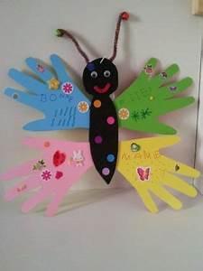 Activité Manuelle Enfant 3 Ans : activite manuelle fete de grands meres diy ~ Melissatoandfro.com Idées de Décoration