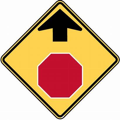 Signs Know Sign Stop Ahead Mutcd Guide